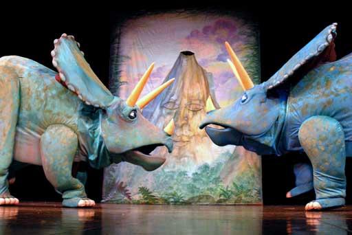 Hudson Vagabond Puppets presents Mammoth Follies